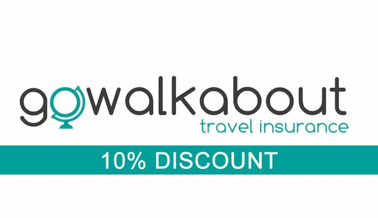 Go Walkabout Promo Code – Travel Insurance