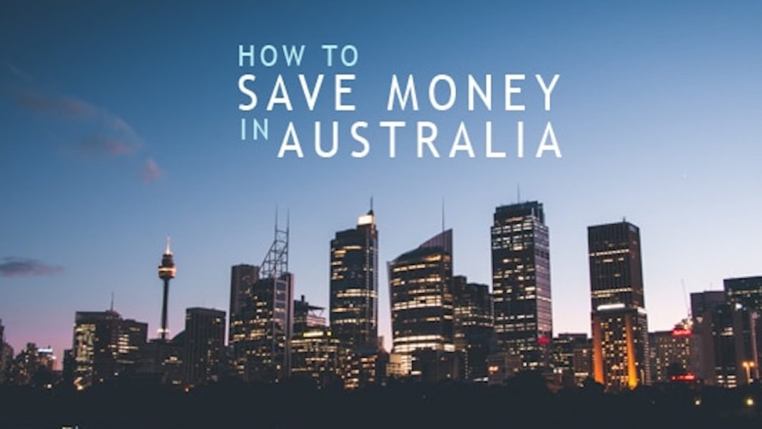save money australia