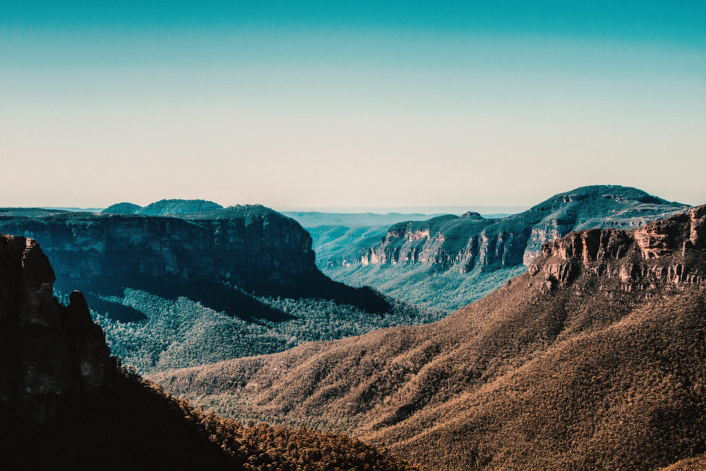Motorhome hire in Sydney blue mountains