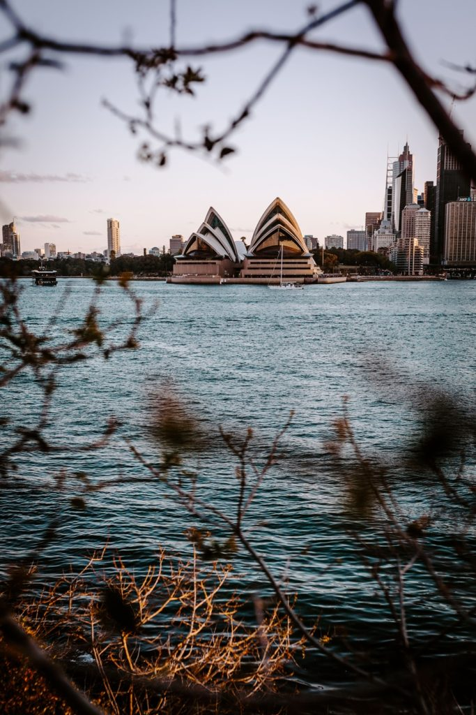 sydney climate best time to visit