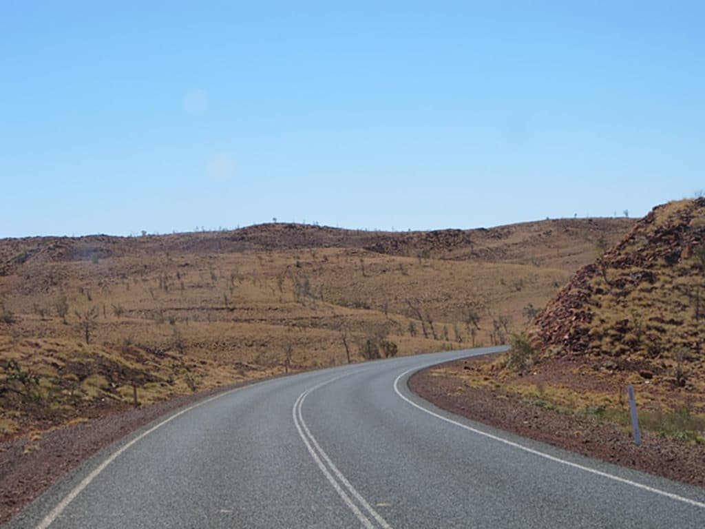 Exmouth to Karratha